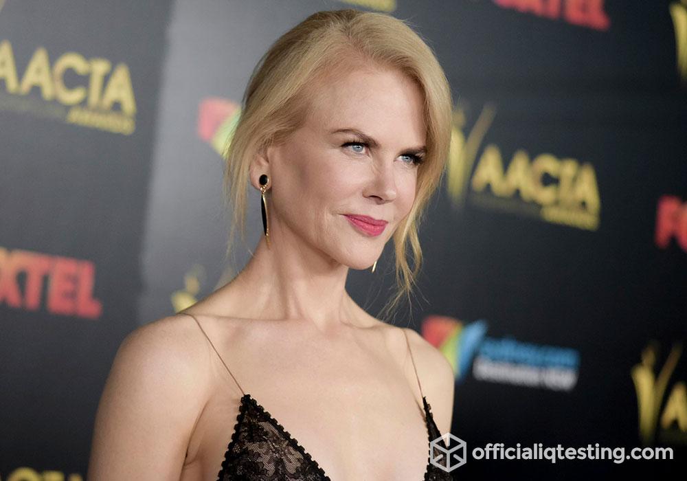 Nicole Kidman - 132 IQ